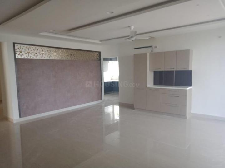 Dining Area Image of 3340 Sq.ft 4 BHK Apartment for rent in Narsingi for 50000