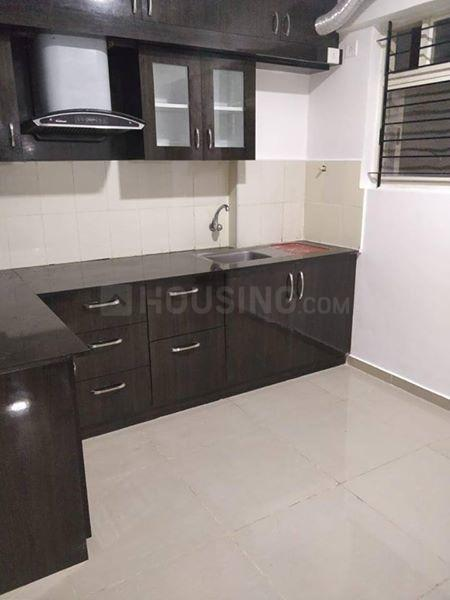 Kitchen Image of 845 Sq.ft 2 BHK Independent House for buy in Whitefield for 4582500
