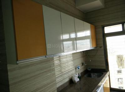 Kitchen Image of Available Single Occupancy For Female In Marol in Andheri East