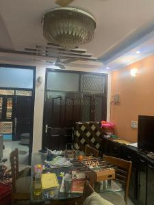 Gallery Cover Image of 1000 Sq.ft 3 BHK Independent Floor for rent in Ahinsa Khand for 25000