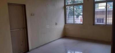 ठाणे वेस्ट में कॉर्पोरेट पीजी में लिविंग रूम की तस्वीर