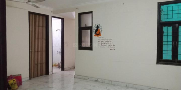Living Room Image of 1100 Sq.ft 2 BHK Independent Floor for rent in Neb Sarai for 15000
