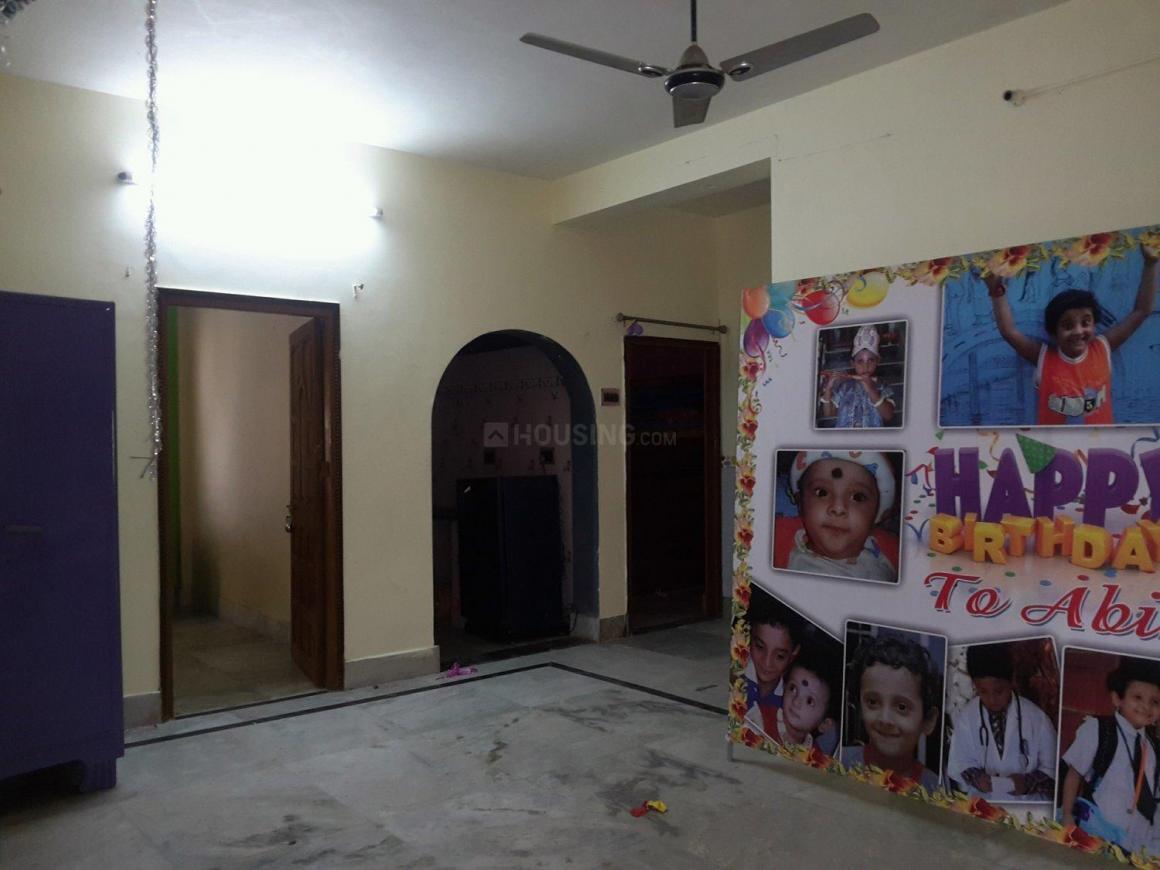 Living Room Image of 1200 Sq.ft 3 BHK Apartment for rent in Keshtopur for 13000