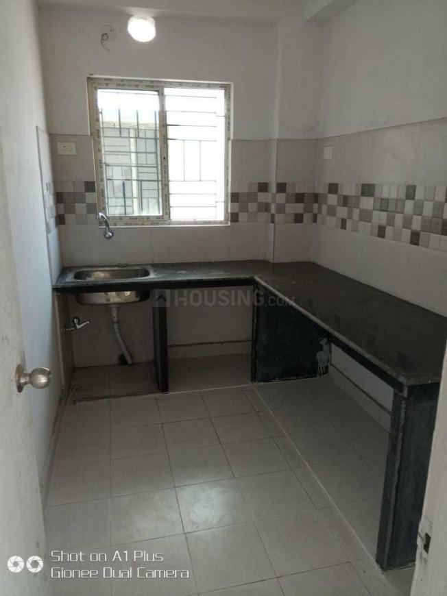 Kitchen Image of 1256 Sq.ft 3 BHK Apartment for buy in Mukundapur for 6300000