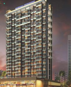 Gallery Cover Image of 1045 Sq.ft 2 BHK Apartment for buy in Rachana Mangala Residency, Taloja for 6000000