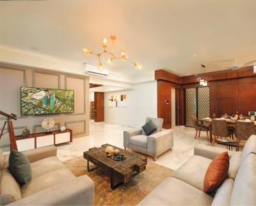 Gallery Cover Image of 2800 Sq.ft 4 BHK Independent Floor for buy in Sector 41 for 14600000