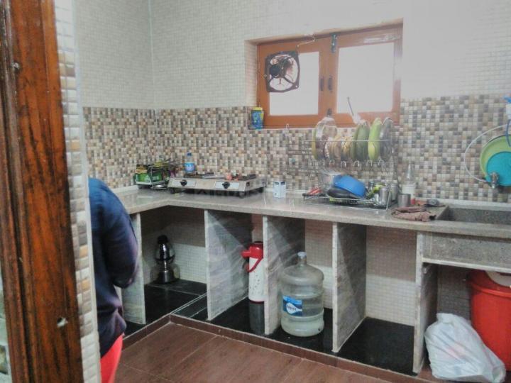 जीटीबी नगर में श्री यश पीजी के किचन की तस्वीर