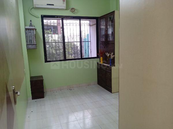 Bedroom Image of 1000 Sq.ft 2 BHK Apartment for rent in Kopar Khairane for 38000