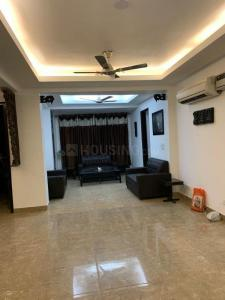 Gallery Cover Image of 1800 Sq.ft 3 BHK Apartment for rent in Sector 7 Dwarka for 28000