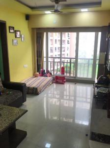 Gallery Cover Image of 700 Sq.ft 2 BHK Apartment for rent in Kasarvadavali, Thane West for 25000