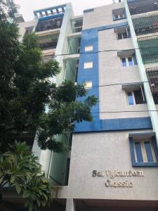 Gallery Cover Image of 1100 Sq.ft 2 BHK Apartment for rent in Sai Vykuntam Classic, Hafeezpet for 16000