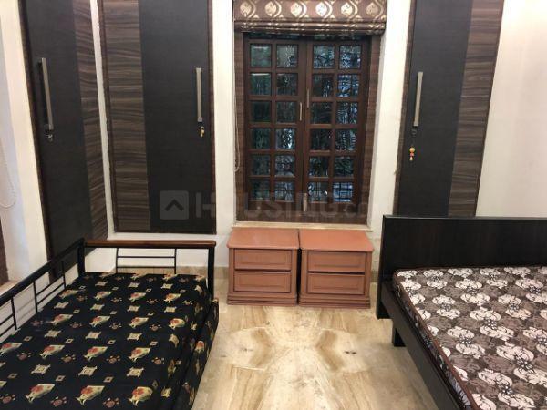 बल्ल्यगूंगे में कम्फर्ट पीजी के बेडरूम की तस्वीर