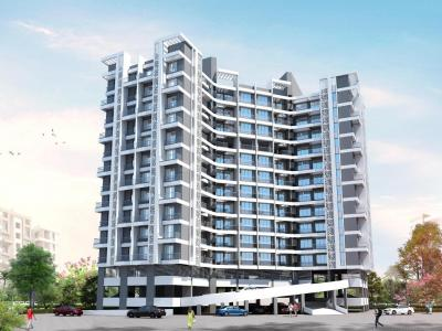 Gallery Cover Image of 1044 Sq.ft 2 BHK Apartment for buy in Omega Paradise Wing L Phase 1, Wakad for 6450000