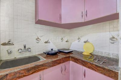 Kitchen Image of Oyo Life Del2171 Dwarka Sec 7 in Palam