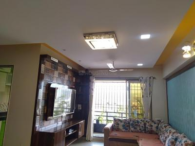 Gallery Cover Image of 1100 Sq.ft 2 BHK Apartment for rent in Satyam Imperial Heights, Kalamboli for 20000