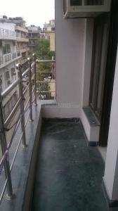 Balcony Image of Satija Girls PG in Malviya Nagar