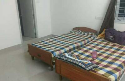 Bedroom Image of Mona PG in Boduppal