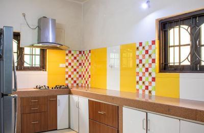 Kitchen Image of Neelima Nest 401 in Punjagutta