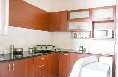 Kitchen Image of Debasish Nest in Sampigehalli