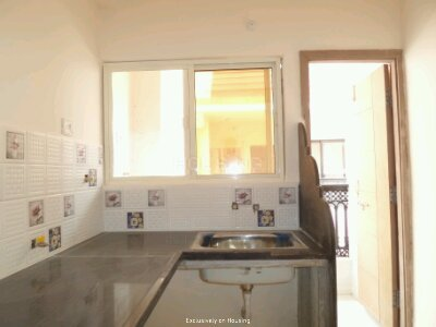 Kitchen Image of 950 Sq.ft 2 BHK Apartment for buy in New Rani Bagh for 2280000