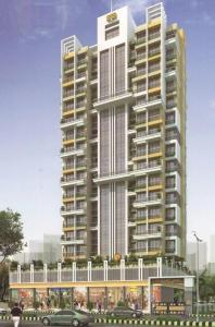 Gallery Cover Image of 705 Sq.ft 1 BHK Apartment for buy in City Century One, Ghansoli for 7500000