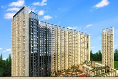 Gallery Cover Image of 1245 Sq.ft 2 BHK Apartment for buy in Dighe for 16851945