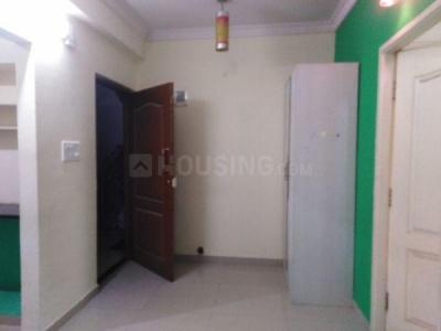 Gallery Cover Image of 500 Sq.ft 1 BHK Independent Floor for rent in S.G. Palya for 9000