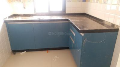 Gallery Cover Image of 640 Sq.ft 1 BHK Apartment for rent in Kasarvadavali, Thane West for 12500