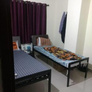 Bedroom Image of Reddy PG in Kharadi