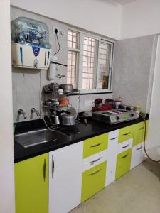 Kitchen Image of Moraya PG in Nigdi