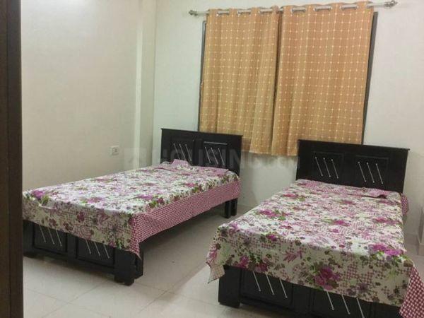 एल&टी पवई ऑप पवई लेक इन पवई के बेडरूम की तस्वीर