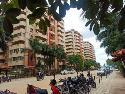 Gallery Cover Image of 1240 Sq.ft 2 BHK Apartment for rent in Corporate Suncity Apartments, Bellandur for 28000