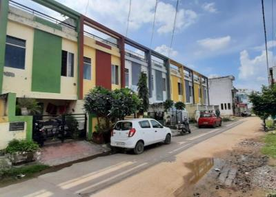 Gallery Cover Image of 1500 Sq.ft 3 BHK Independent House for buy in Sarthak Singapore Township Phase I Plots, Arandia for 3200000