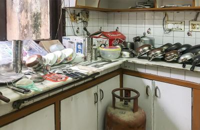 Kitchen Image of Sengupta Nest Delhi in Greater Kailash I