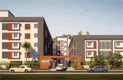 Gallery Cover Image of 1238 Sq.ft 2 BHK Apartment for buy in Sholinganallur for 8100000