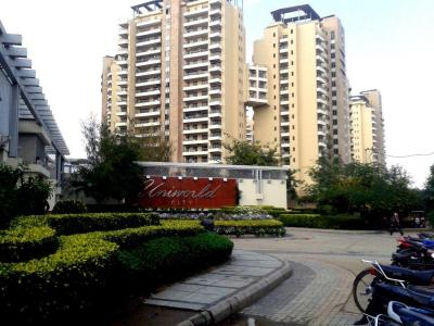 Gallery Cover Image of 2378 Sq.ft 3 BHK Apartment for rent in Unitech Uniworld City South, Sector 30 for 45000