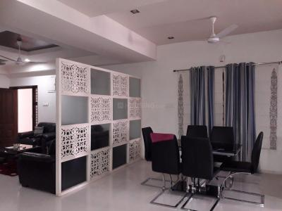 Gallery Cover Image of 2300 Sq.ft 3 BHK Apartment for rent in Jubilee Hills for 60000