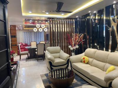 Gallery Cover Image of 1875 Sq.ft 3 BHK Apartment for buy in Aditya Empress Towers, Toli Chowki for 16000000