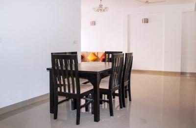 Dining Room Image of 302-silkeen Apartment in Bilekahalli