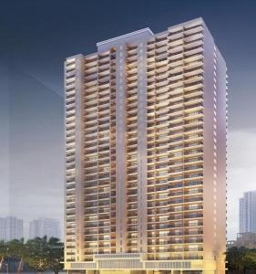 Gallery Cover Image of 444 Sq.ft 1 BHK Apartment for buy in Thane West for 7700000