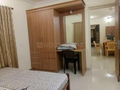Gallery Cover Image of 1200 Sq.ft 2 BHK Apartment for rent in Pancha Sayar for 40000