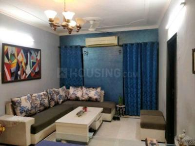 Gallery Cover Image of 1200 Sq.ft 4 BHK Independent Floor for buy in Sheikh Sarai for 14000000