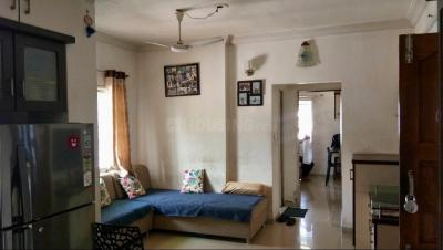 Gallery Cover Image of 750 Sq.ft 1 BHK Apartment for buy in Ghatlodiya for 2600000