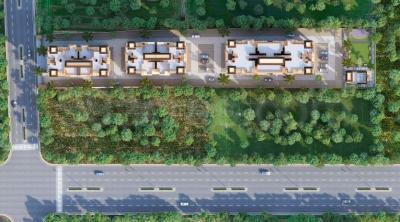 Gallery Cover Image of 594 Sq.ft 1 BHK Apartment for buy in Shree Residency, Chikhali for 2450000