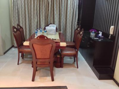 Gallery Cover Image of 1650 Sq.ft 3 BHK Apartment for rent in Shrachi Greenwood Sonata, Rajarhat for 25000