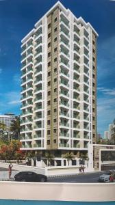 Gallery Cover Image of 1230 Sq.ft 2 BHK Apartment for buy in Property Infra High Crest Apartments, Kadri for 7600000