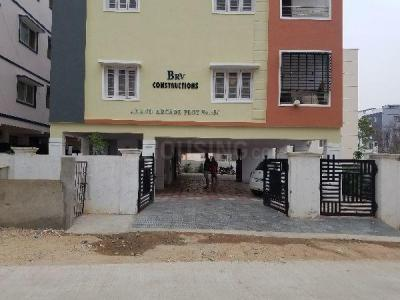 Gallery Cover Image of 1650 Sq.ft 3 BHK Apartment for rent in Anand Arcade, Borabanda for 22000