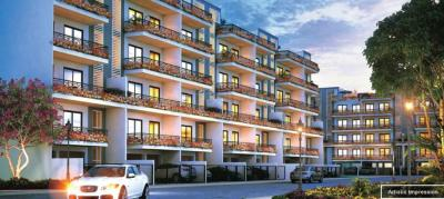 Gallery Cover Image of 1210 Sq.ft 2 BHK Independent Floor for buy in Cerise Floors, Sector 33, Sohna for 9000000