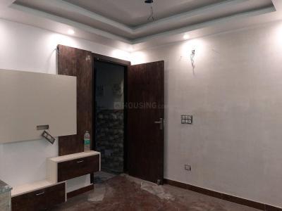 बिंदपुर  में 2300000  खरीदें  के लिए 2300000 Sq.ft 2 BHK इंडिपेंडेंट फ्लोर  के लिविंग रूम  की तस्वीर