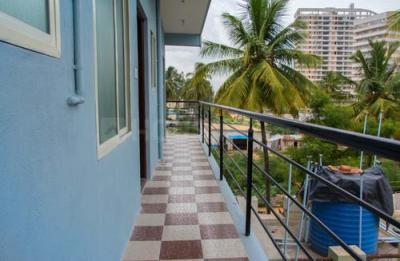 Gallery Cover Image of 300 Sq.ft 1 BHK Apartment for rent in Thanisandra for 10100